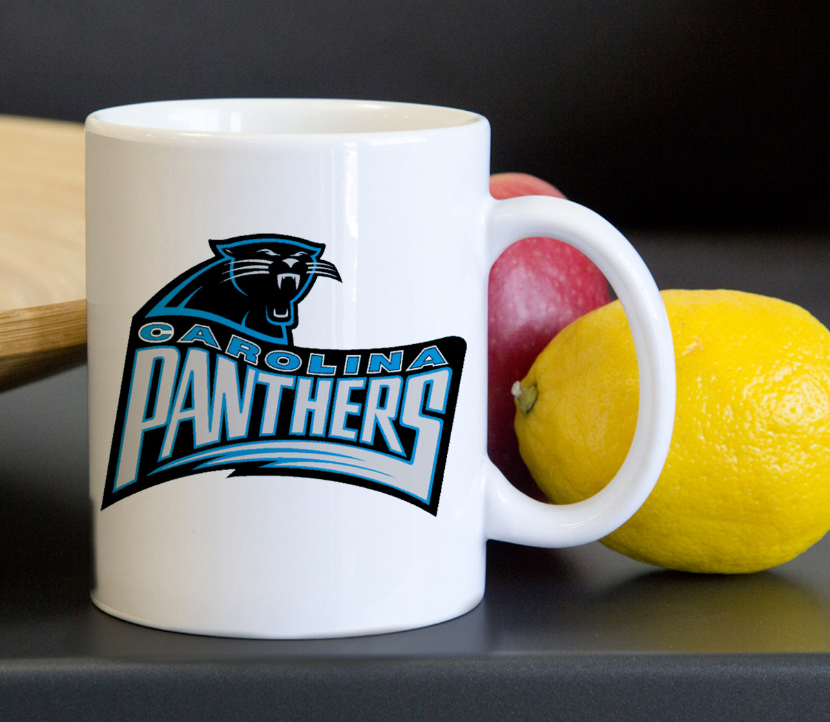Carolina Panthers NFL Team Tea Coffee Mug 11oz