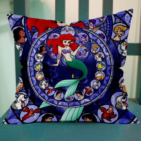 Ariel The Little Mermaid pillow cover
