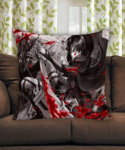 Attack On Titan Pillow Cases