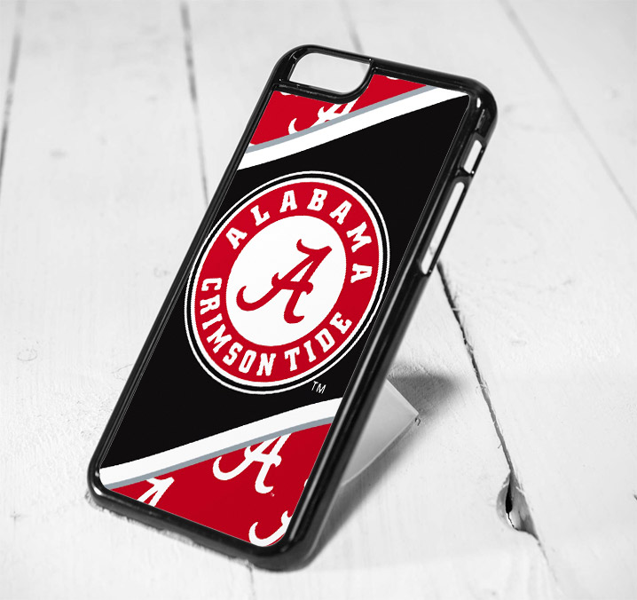 Alabama Crimson Tide Protective iPhone 6 Case, iPhone 5s Case, iPhone 5c Case, Samsung S6 Case, and Samsung S5 Case