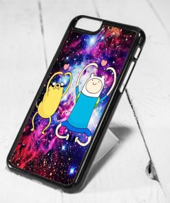 Adventure Time Galaxy Protective iPhone 6 Case, iPhone 5s Case, iPhone 5c Case, Samsung S6 Case, and Samsung S5 Case