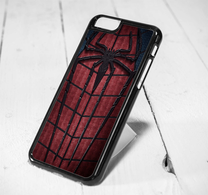 best loved d7012 03f70 Amazing Spiderman Protective iPhone 6 Case, iPhone 5s Case, iPhone 5c Case,  Samsung S6 Case, and Samsung S5 Case