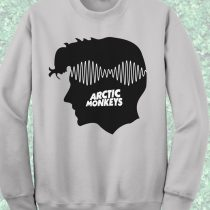 Arctic Monkey Alex Turner Crewneck Sweatshirt