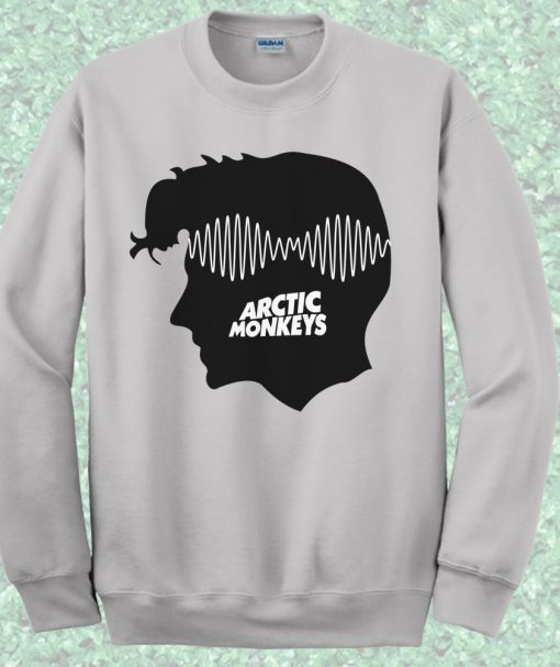 Arctic Monkey Alex Turner Crewneck Sweatshirt