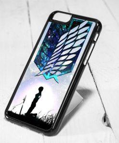 Attack On Titan Shigeki No Kyojin iPhone 6 Case, iPhone 5s Case, iPhone 5c Case