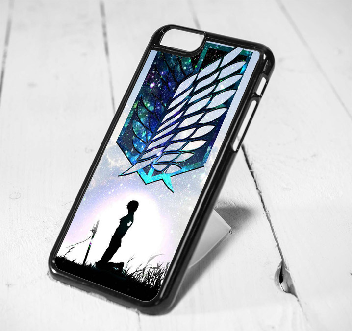 attack on titan iphone 6 case