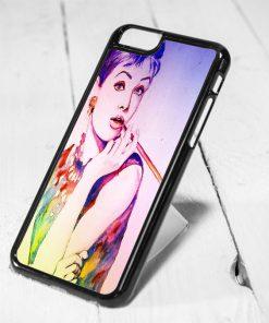 Audrey hepburn Tiffany iPhone 6 Case, iPhone 5s Case, iPhone 5c Case, Samsung S6 Case, and Samsung S5 Case