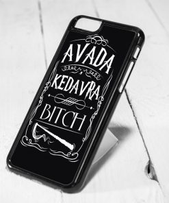 Avada Kedrava Harry Potter Spell iPhone 6 Case, iPhone 5s Case, iPhone 5c Case, Samsung S6 Case, and Samsung S5 Case