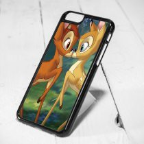Disney Bambi Love Protective iPhone 6 Case, iPhone 5s Case, iPhone 5c Case, Samsung S6 Case, and Samsung S5 Case