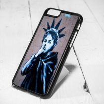 Banksy New York Art Protective iPhone 6 Case, iPhone 5s Case, iPhone 5c Case, Samsung S6 Case, and Samsung S5 Case