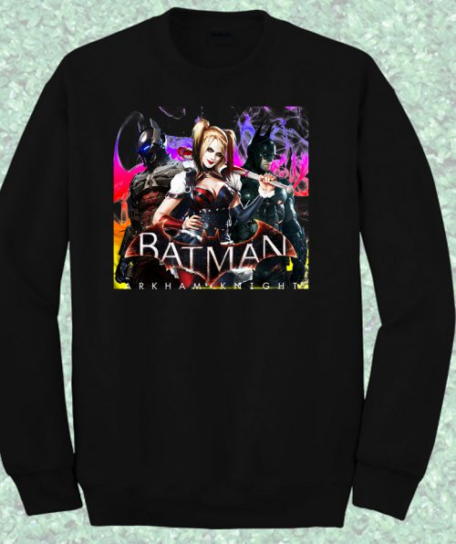 Batman Arkham Knight Crewneck Sweatshirt