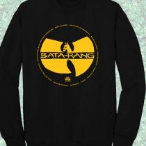 Batman Wutang Symbol Crewneck Sweatshirt