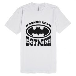 Batman Club Unisex Premium T shirt Size S,M,L,XL,2XL