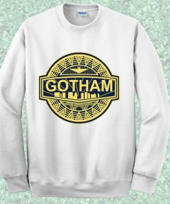 Batman Gotham City Crewneck Sweatshirt