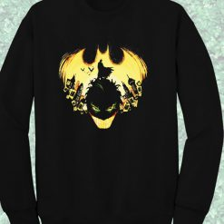 Batman Gotham Nightmare Crewneck Sweatshirt
