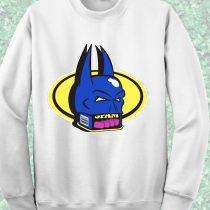 Batman Spam Face Crewneck Sweatshirt