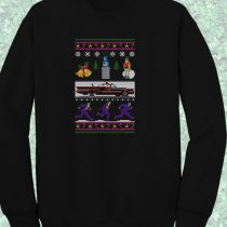 Batman All Characters Crewneck Sweatshirt