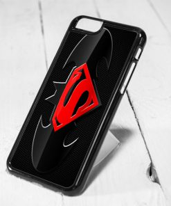 Batman and Superman Protective iPhone 6 Case, iPhone 5s Case, iPhone 5c Case, Samsung S6 Case, and Samsung S5 Case