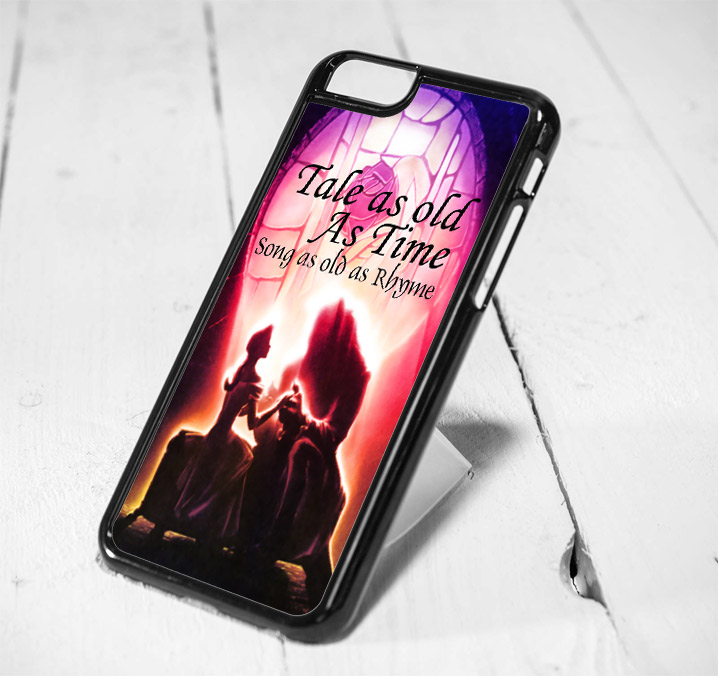 newest 60d54 1d515 Disney Beauty and The Beast Quote Protective iPhone 6 Case, iPhone 5s Case,  iPhone 5c Case, Samsung S6 Case, and Samsung S5 Case