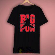 Big Notorious Biggie Pun Air Unisex Premium T shirt Size S,M,L,XL,2XL