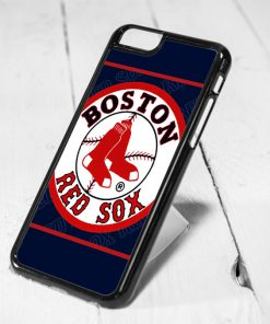 Boston Red Sox Protective iPhone 6 Case, iPhone 5s Case, iPhone 5c Case, Samsung S6 Case, and Samsung S5 Case