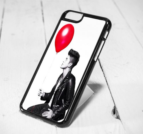 Bruno Mars Balloon Protective iPhone 6 Case, iPhone 5s Case, iPhone 5c Case, Samsung S6 Case, and Samsung S5 Case