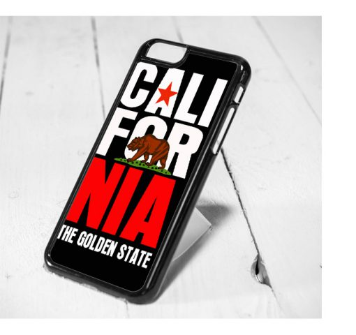 California Golden State Protective iPhone 6 Case, iPhone 5s Case, iPhone 5c Case, Samsung S6 Case, and Samsung S5 Case