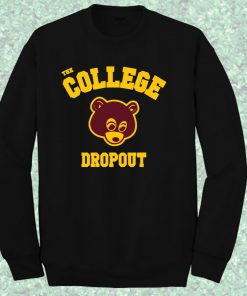 College Bear Dropout Jay Z Crewneck Sweatshirt