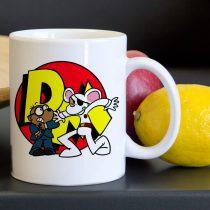 Danger Mouse and Penfold Classic Ceramic Mug 11oz