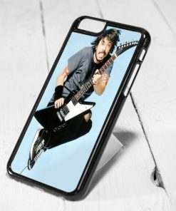 Dave Grohl Foo Fighter Protective iPhone 6 Case, iPhone 5s Case, iPhone 5c Case, Samsung S6 Case, and Samsung S5 Case