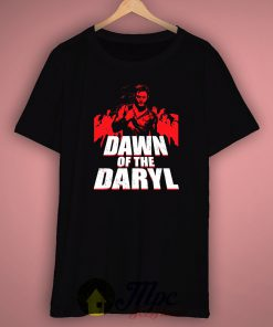 Dawn of the Daryl Dixon Walking Dead Unisex Premium T shirt Size S,M,L,XL,2XL