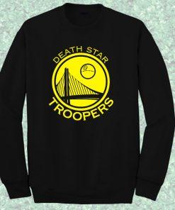 Starwars Deathstar Stormtrooper Crewneck Sweatshirt