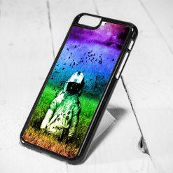 Deja Entendu Astronaut Protective iPhone 6 Case, iPhone 5s Case, iPhone 5c Case, Samsung S6 Case, and Samsung S5 Case