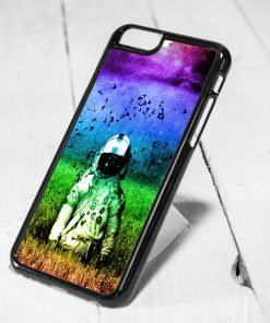 Deja Entendu Astronaut Protective iPhone 6 Case, iPhone 5s Case, iPhone 5c Case, Samsung S6 Case, and Samsung S5 Case