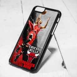 Derrick Rose Protective iPhone 6 Case, iPhone 5s Case, iPhone 5c Case, Samsung S6 Case, and Samsung S5 Case