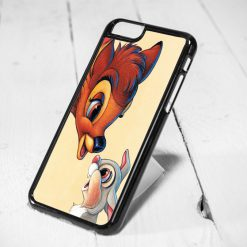 Disney Bambi Protective iPhone 6 Case, iPhone 5s Case, iPhone 5c Case, Samsung S6 Case, and Samsung S5 Case
