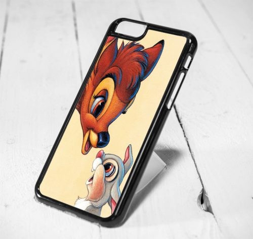 Disney Bambi Protective iPhone 6 Case, iPhone 5s Case, iPhone 5c Case, Samsung S6 Case, and Samsung S5 Case