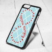 Disney Hakuna Matata Infinity Protective iPhone 6 Case, iPhone 5s Case, iPhone 5c Case, Samsung S6 Case, and Samsung S5 Case