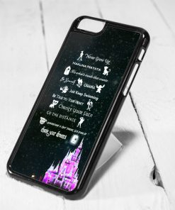 Disney Lesson Castle Protective iPhone 6 Case, iPhone 5s Case, iPhone 5c Case, Samsung S6 Case, and Samsung S5 Case
