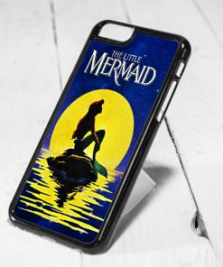 Disney Little Mermaid Moon Protective iPhone 6 Case, iPhone 5s Case, iPhone 5c Case, Samsung S6 Case, and Samsung S5 Case