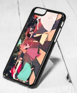 Disney Princess Walk in Abbey Road Protective iPhone 6 Case, iPhone 5s Case, iPhone 5c Case, Samsung S6 Case, and Samsung S5 Case