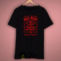 Daryl Dixon American Hillbilly Unisex Premium T shirt Size S,M,L,XL,2XL