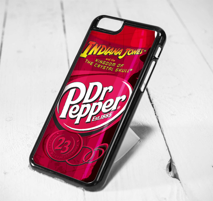 Dr Pepper Coke Protective iPhone 6 Case, iPhone 5s Case, iPhone 5c Case, Samsung S6 Case, and Samsung S5 Case