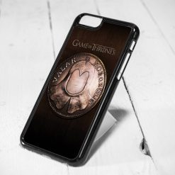 Game of Thrones Valar Morghulis Protective iPhone 6 Case, iPhone 5s Case, iPhone 5c Case, Samsung S6 Case, and Samsung S5 Case