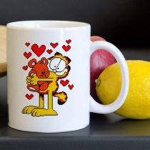 Garfield Bear Hug Tea Coffee Classic Ceramic Mug 11oz