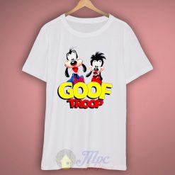 Goof Troop Unisex Premium T shirt Size S,M,L,XL,2XL