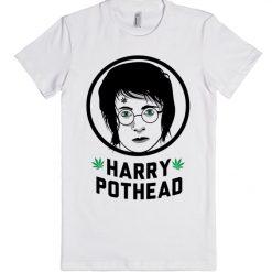 Harry Pothead Unisex Premium T shirt Size S,M,L,XL,2XL
