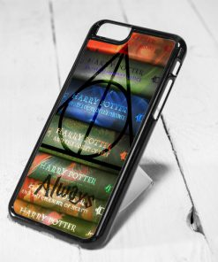 Harry Potter Always Quote Protective iPhone 6 Case, iPhone 5s Case, iPhone 5c Case, Samsung S6 Case, and Samsung S5 Case