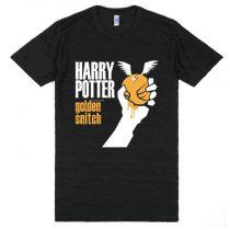 Harry Potter American Quidditch Unisex Premium T shirt Size S,M,L,XL,2XL