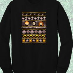 Harry Potter Ugly Sweater Crewneck Sweatshirt